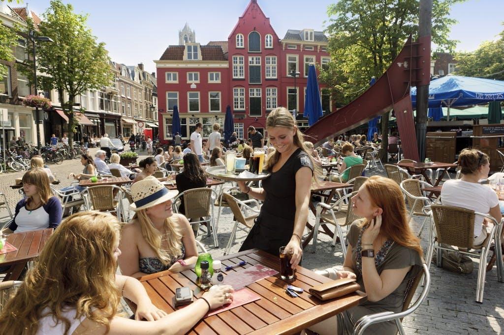 Sterke stijging aantal hotelovernachtingen in Utrecht