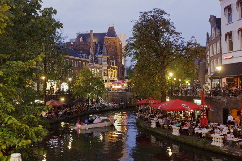 Engels kwaliteitsblad noemt Utrecht toppunt van geluk en zou als wereldwijd voorbeeld moeten dienen