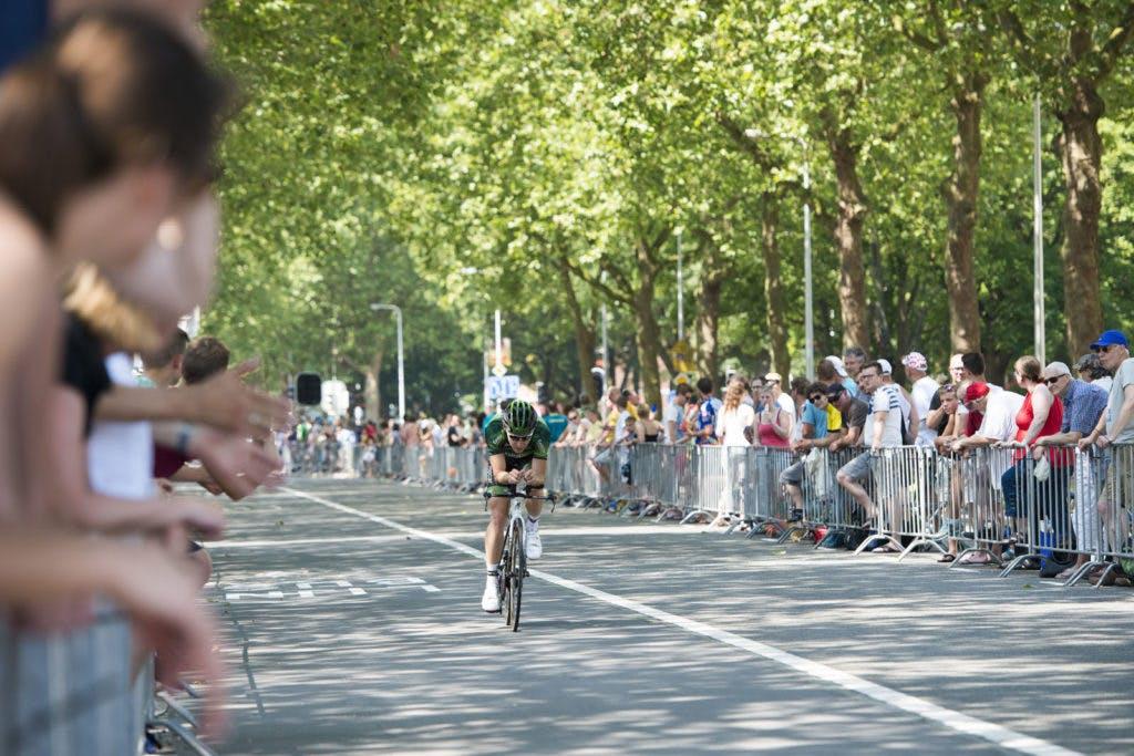 Tijdritparcours Tour de France wordt blijvend in straatbeeld aangebracht