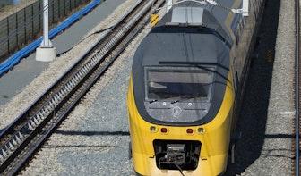 Tussen Utrecht en Den Haag rijden tot maandag geen treinen vanwege ontsporing