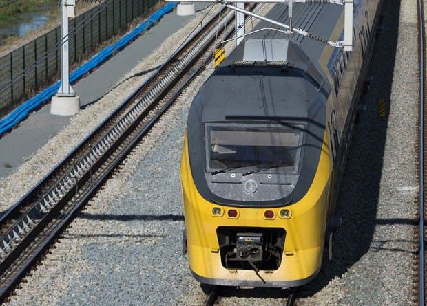 Treinverkeer tussen Utrecht en Amsterdam ontregeld