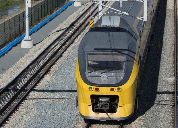 Treinverkeer tussen Utrecht en Rotterdam-Den Haag tot dinsdag ontregeld