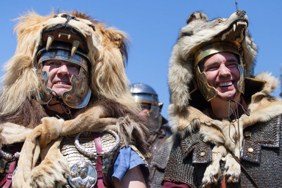 Romeinenweek: weinig activiteiten in Utrecht