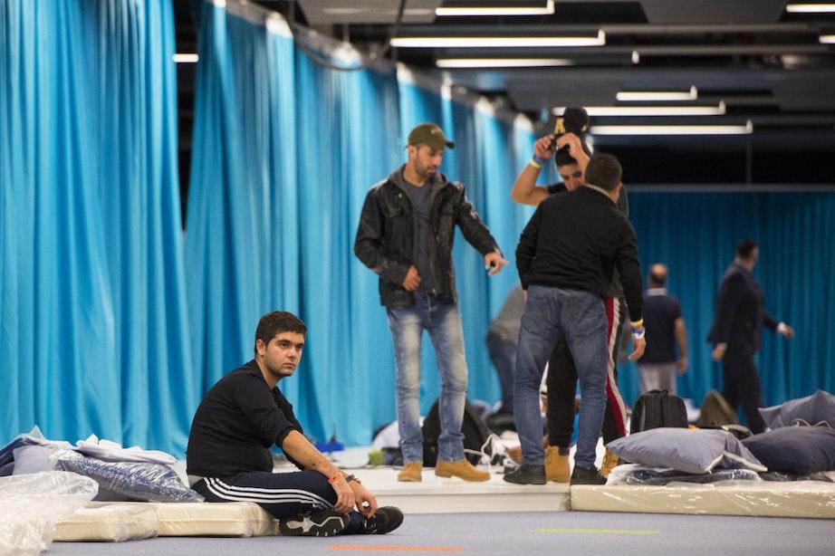 Uniek concept in Utrecht laat asielzoekers al vanaf dag één integreren