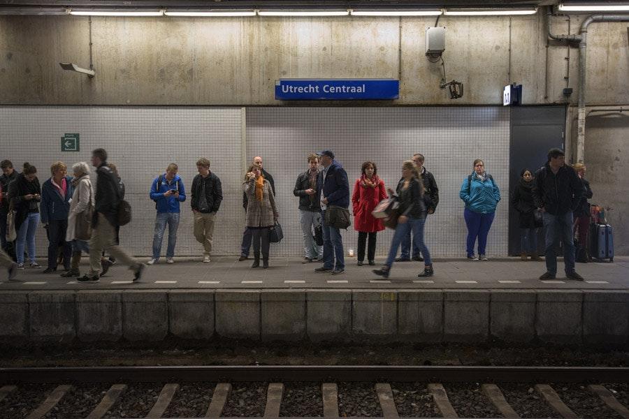 Dinsdagavond geen treinen tussen Utrecht Centraal en Driebergen-Zeist