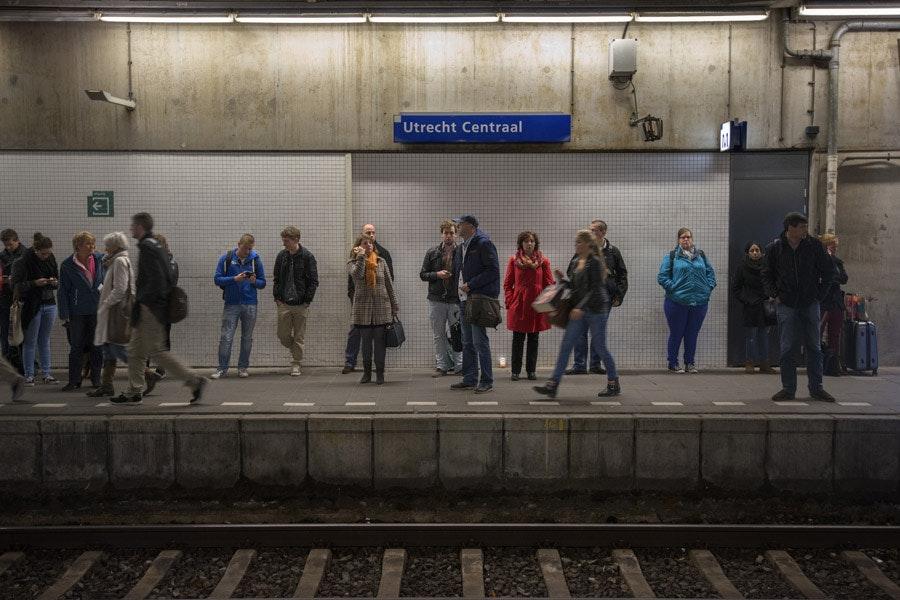 Gratis met de trein? Facebook: treinkaartje delen Utrecht Centraal