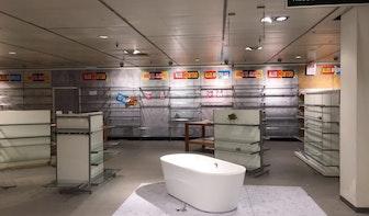Foto's: Zo ziet het er nu uit bij de V&D in Utrecht