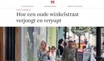 Vrij Nederland schreef mooi verhaal over de oude en de nieuwe garde ondernemers Twijnstraat