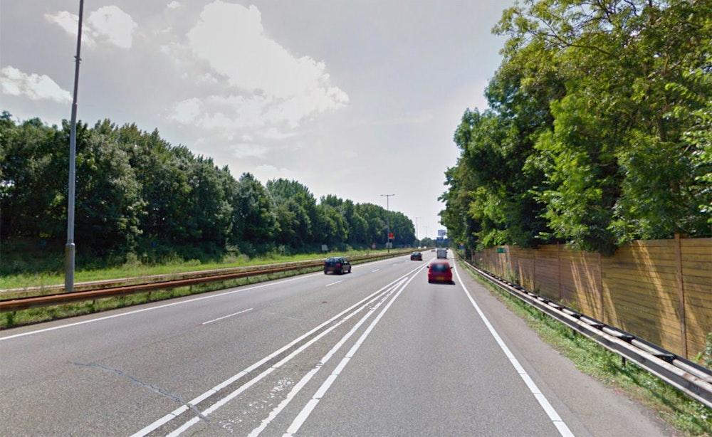 Zes weken cel voor snelheidsduivel op Waterlinieweg