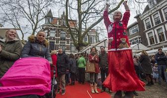 Foto's: de stad loopt uit voor Knüss Winterfest