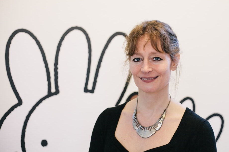 """Curator Yolanda van den Berg: """"Het nijntje museum is de wereld van nijntje in 3D"""""""