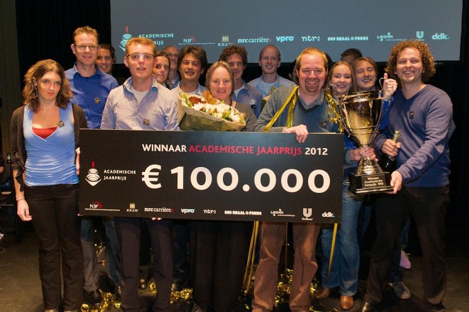 Utrecht wordt gaststad voor finale Academische Jaarprijs 2013