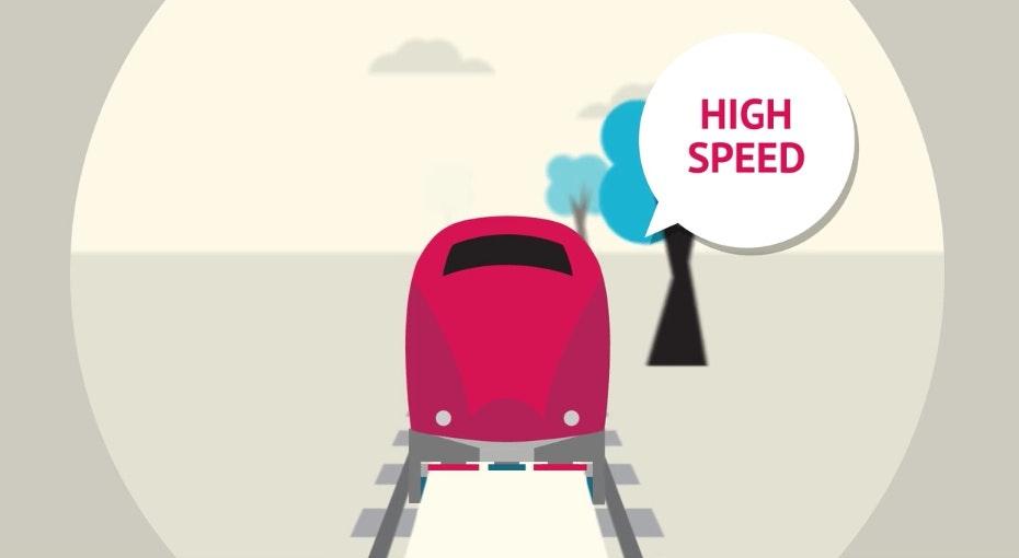 'Wereldprimeur met razendsnelle zweeftrein mogelijk tussen Utrecht en Amsterdam'