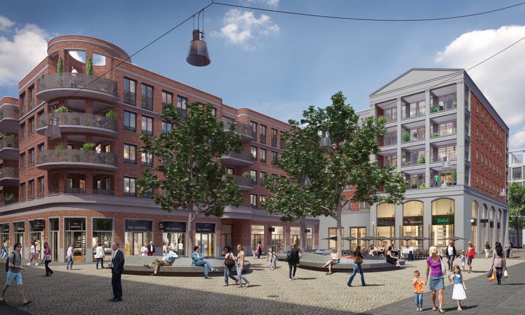 Nieuwe poging vastgoedbedrijven voor kleiner Leidsche Rijn Centrum