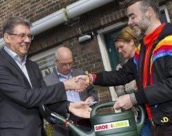 118 handtekeningen voor energiezuinigere woningen