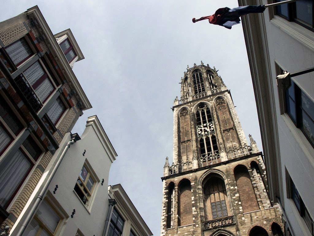 Utrechtse iconen op Open Monumentendag: Domtoren