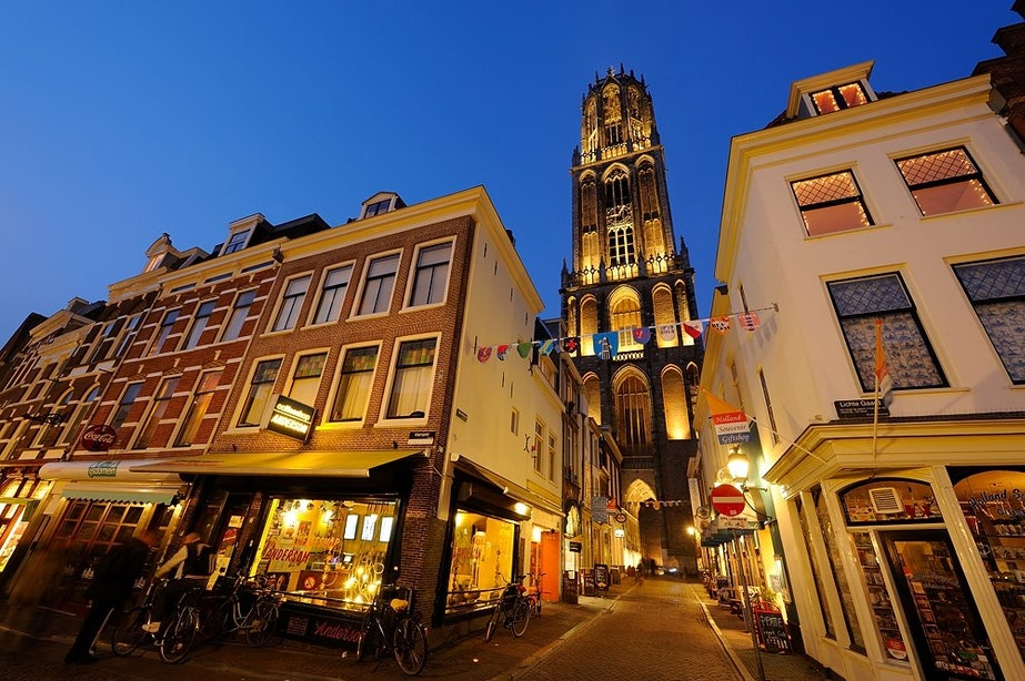 Merijn van der Vliet, avondwerk