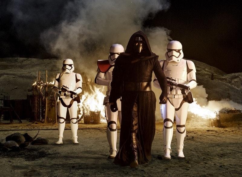 DUIC geeft 3×2 kaarten weg voor de premiere van Star Wars: The Force Awakens