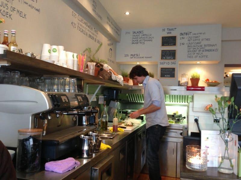 Keuken Van Thijs : Club lunch: de keuken van thijs de utrechtse internet courant