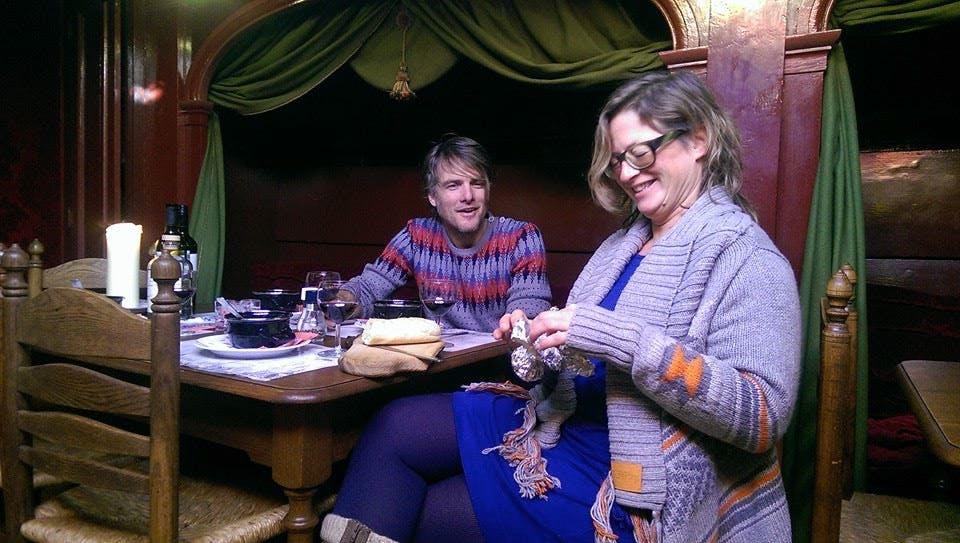 Nina neemt poolshoogte bij – eetcafé Statenjacht : 'Het is een soort huwelijk dat heel goed heeft uitgepakt'