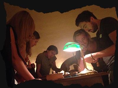 Win 15 x een groepsarrangement bij escaperoom Mysterium ter waarde van 130 euro