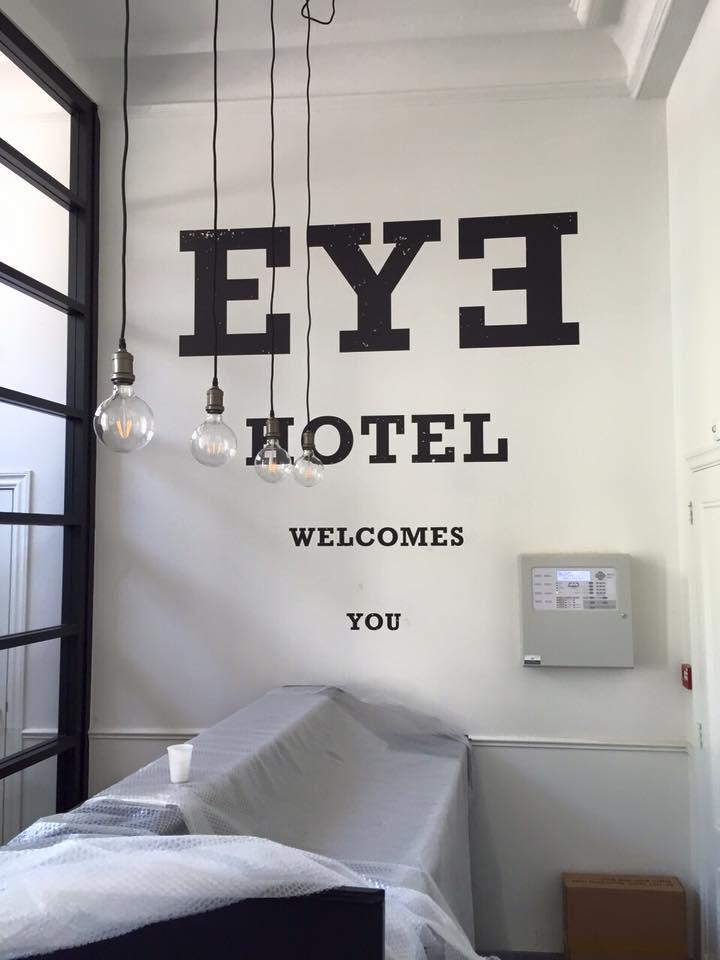 Ooglijdersgasthuis in wijde begijnestraat wordt eye hotel for Hotel design utrecht