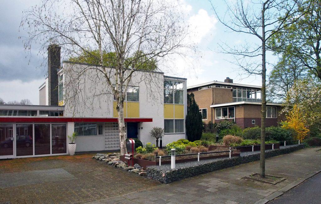 De twee Rietveldhuizen voor Theissing en Muus (Arjan den Boer)