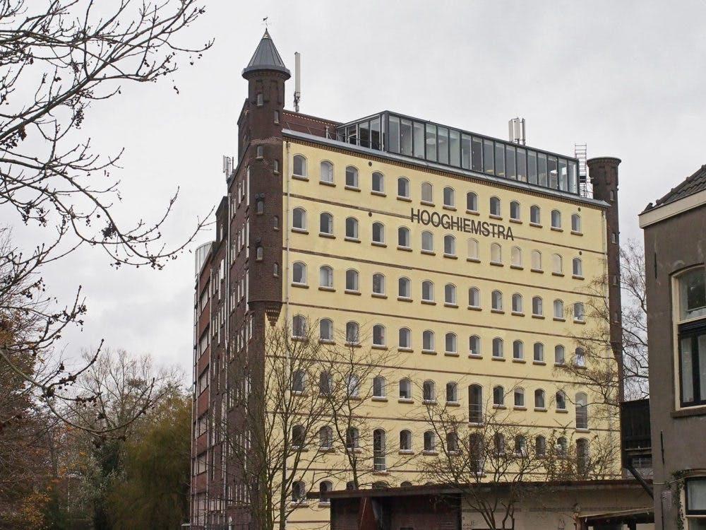 Hooghiemstra: industriekasteel heeft z'n torentjes terug