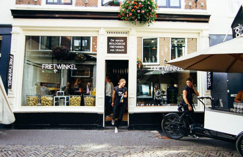 Frietwinkel meest duurzame horecazaak Utrecht
