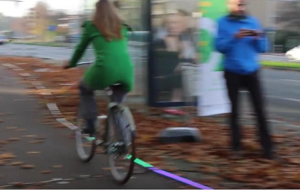 Groene strook voor fietsers mogelijk volgend jaar al ingevoerd