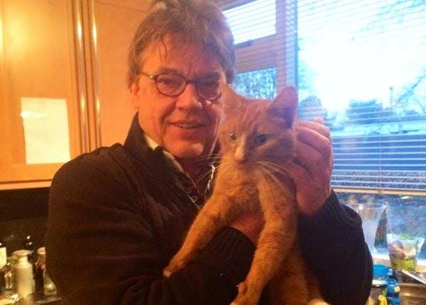 Breaking in 2015: De kat van Henk Westbroek loopt weg en komt weer terug