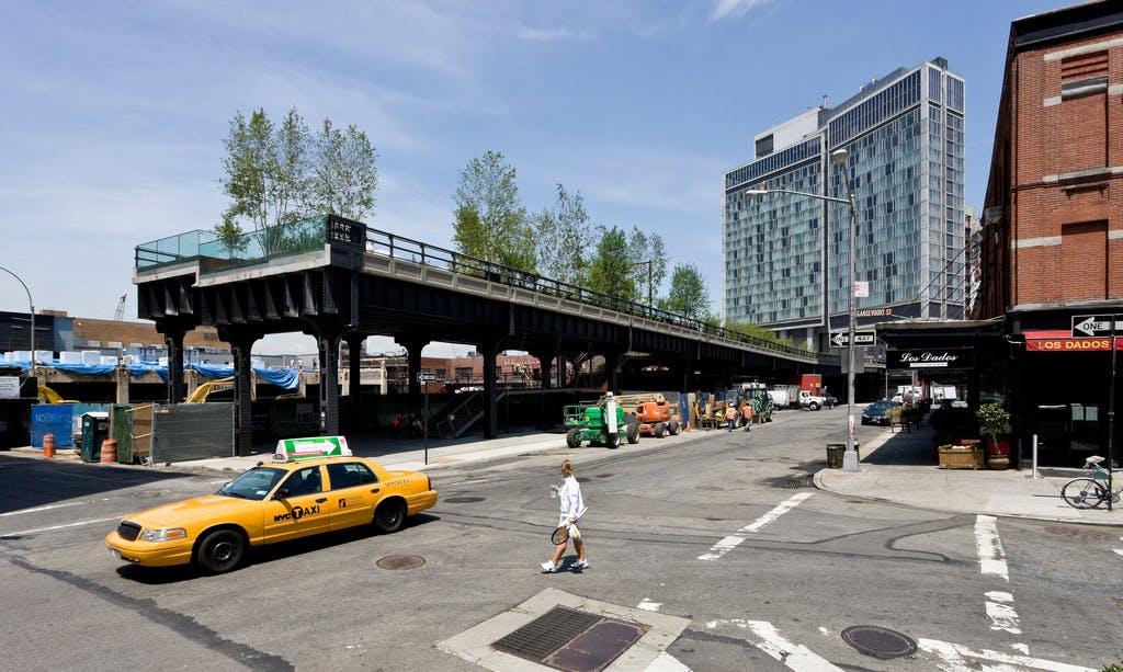 'Crowdfunding voor Oosterspoorbaan zoals High Line in New York'