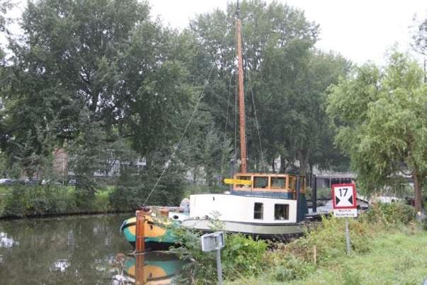 Speciale zones voor historische Utrechtse woonboten