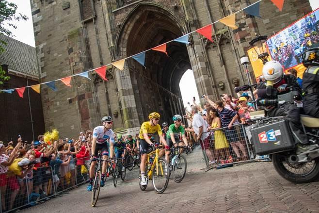 Tour de France levert stad 25,3 miljoen euro op