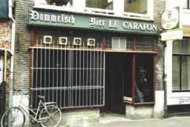 Doorstart van café Le Carafon betekent het einde van een tijdperk