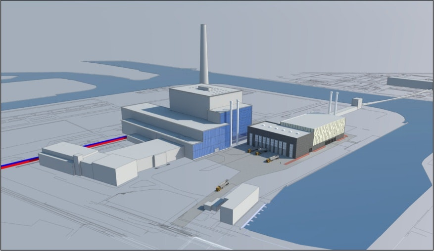 Eneco wil biomassa centrale met 50 vrachtwagens per dag bevoorraden. PVV wil er het fijne van weten