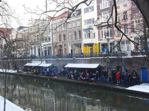Aandacht voor dak- en thuislozen in koude decembermaand