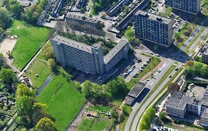 Tuindorp Oost krijgt 207 nieuwe appartementen op 'Groene Kop'