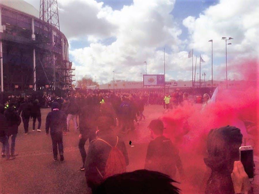 FC Utrecht-supporters voor de rechter voor ongeregeldheden tijdens bekerfinale 2016