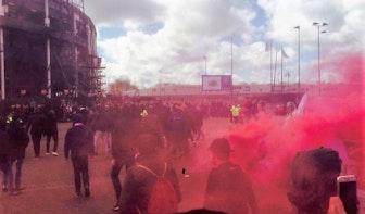Supportersvereniging FC Utrecht gaat klachten over ME tijdens bekerfinale verzamelen