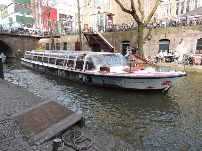 Nieuwe regels voor rondvaartboten in Utrechtse grachten en singels