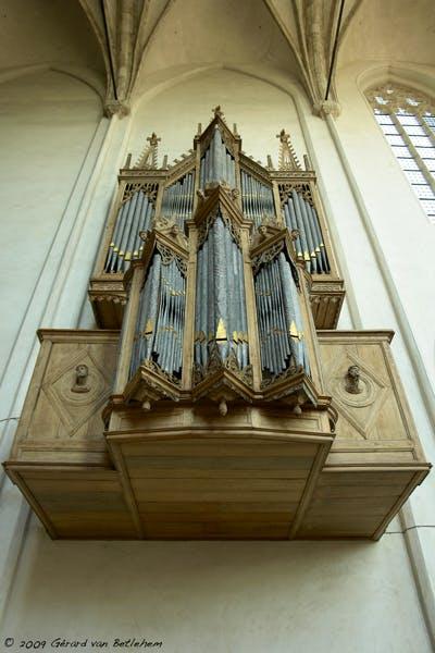Oudste orgelkas ter wereld terug naar Utrecht