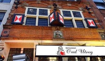 Ondanks hulp van Herman den Blijker: restaurant 'Oud Utreg' failliet