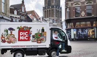 Online supermarkt Picnic nu ook in Leidsche Rijn, binnenstad volgt binnenkort