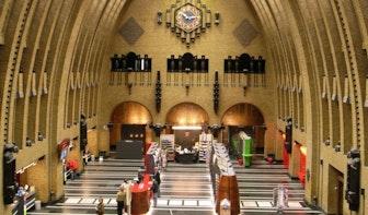 """Utrechters willen bieb in oude postkantoor op de Neude: """"De bibliotheek zou bij de mooiste van de wereld kunnen horen"""""""