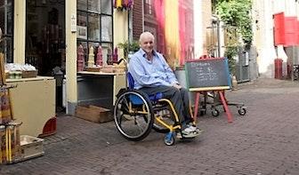 Edelsmid Jan Scherjon staat stil bij de dood van zijn vriend Ruud Snel