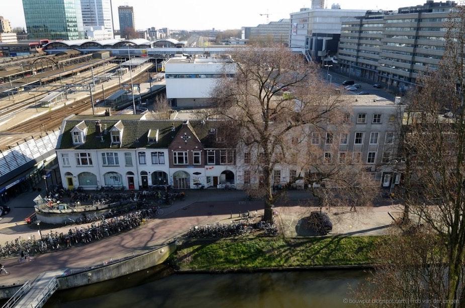 Monumentaal pand Van Sijpesteijnkade gekraakt