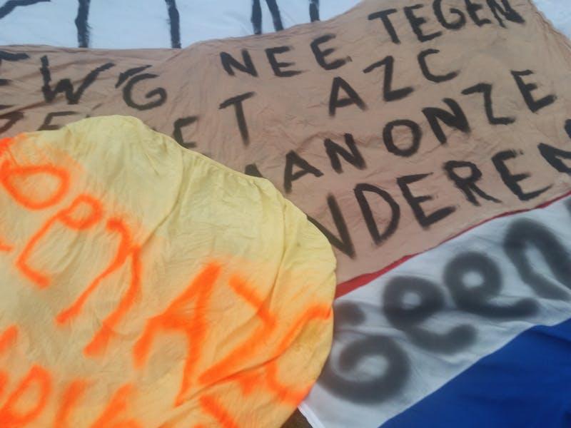 Legitimatie nodig bij bewonersavond vluchtelingen Overvecht: 'FC Utrecht-hooligans komen langs'