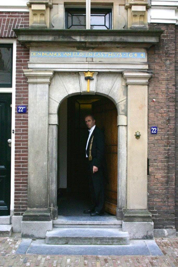 St. Eloyen Gasthuis zoekt een nieuwe bode