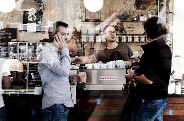 utrechtse the village coffee & music is beste koffiezaak van